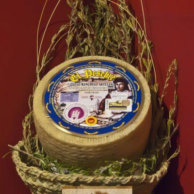queso el pesebre semicurado