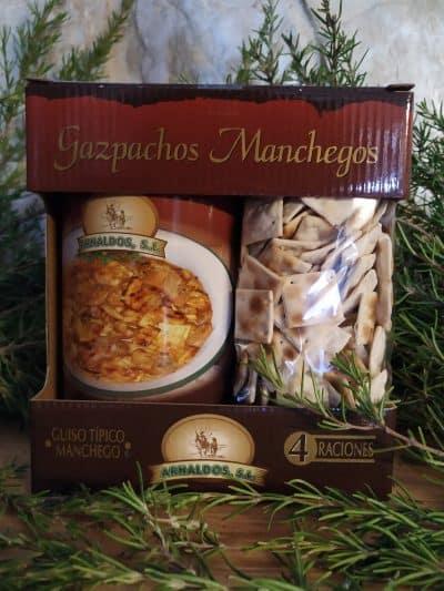 Gazpachos Manchegos