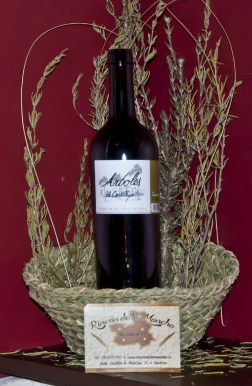 Vino Árboles de Castillejo