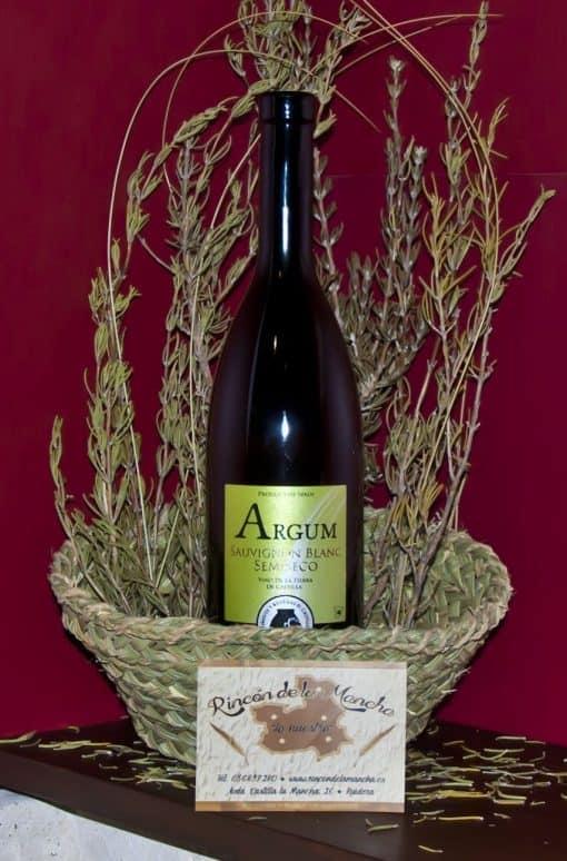Vino ARGUM - Sauvignon Blanc - Semiseco
