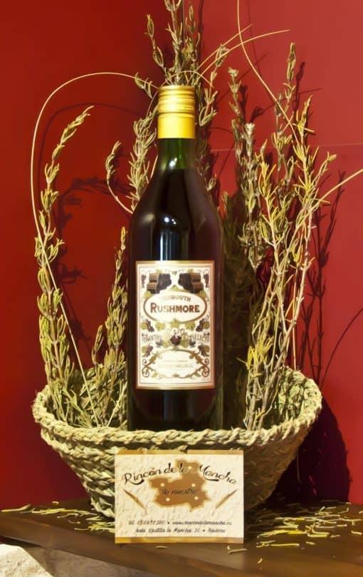 Vermouth rushmore tomelloso