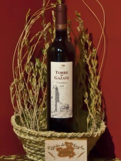 vino torre de gazate