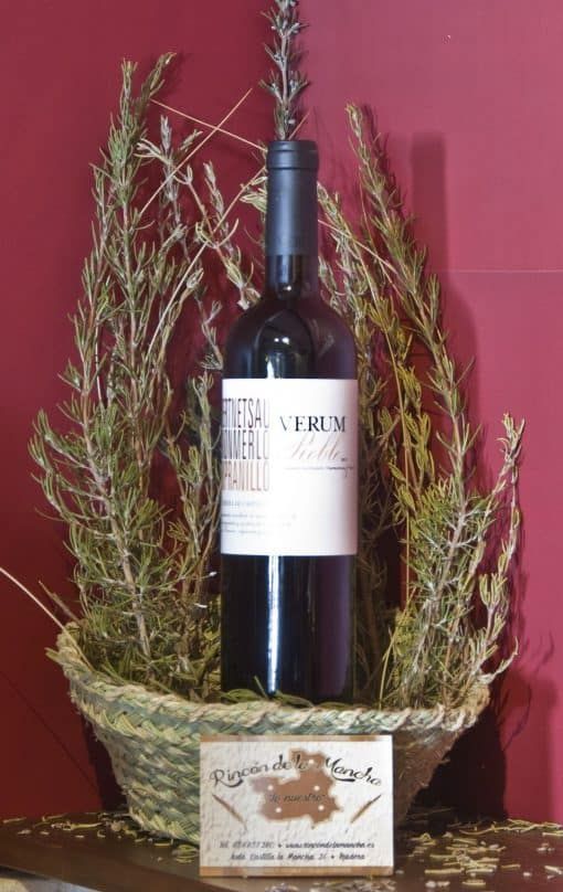 Vino Verum Roble 2011