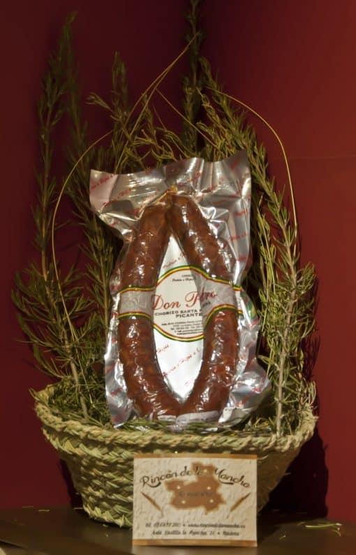 Chorizo Sarta Primera Picante
