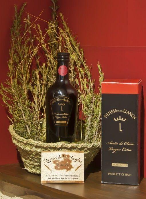 aceite de oliva virgen extra Dehesa de Los Llanos