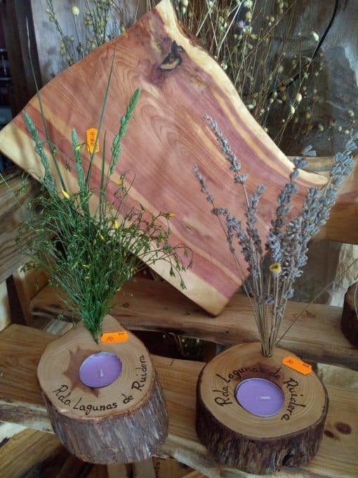 Tabla de cortar en madera