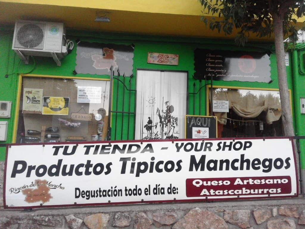 Contacto de El Rincón de la Mancha