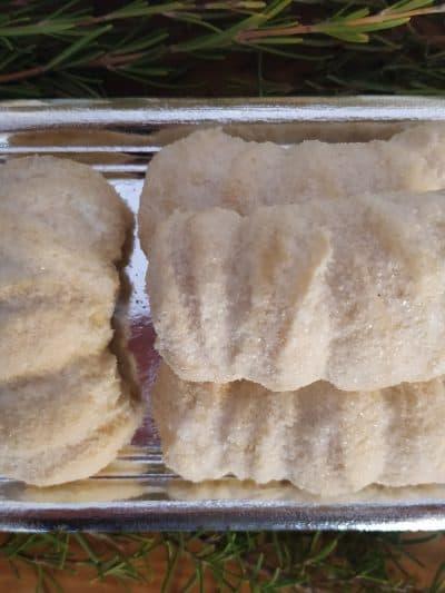 mantecados de Munera