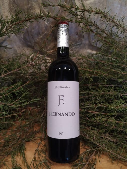 Vino J. Fernando Familia