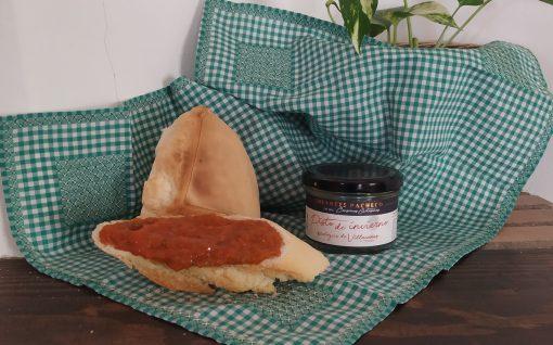 Pisto de Invierno - Caviar de Tomate